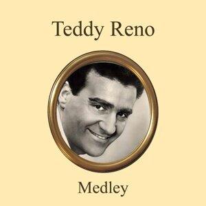 Teddy Reno Medley: Malafemmena / Arrivederci Roma / Ba... Ba... Baciami Piccina / Grazie Dei Fiori / Na voce na chitarra e o poco e luna / Tre Volte Baciami / Venticello Di Roma / Sotto Er Cielo De Roma / Mandolino mandolino / Accarezzame / Piccolissima s