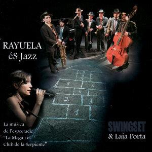 """Rayuela éS Jazz (La música de l'espectacle """"La Maga i el Club de la Serpiente"""")"""