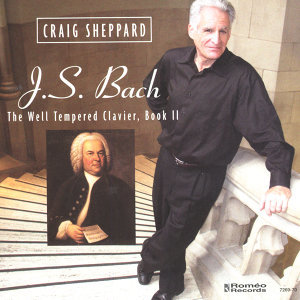 The Well Tempered Clavier, Book II