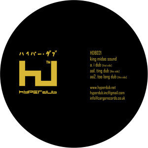 Dub Heavy - Hearts And Ghosts EP