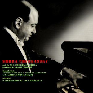 Shostakovich Concerto For Piano, Trumpet & Strings