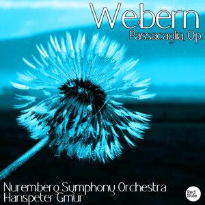 Webern: Passacaglia, Op. 1