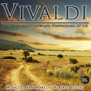 Vivaldi : Concerto for Strings and Harpsichord RV 116