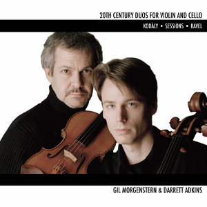 20th Century Duos for Violin and Cello