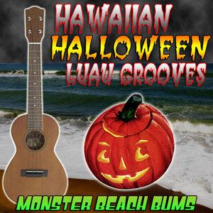 Hawaiian Halloween Luau Grooves