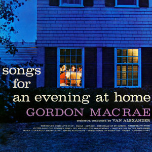 Songs For An Evening At Home