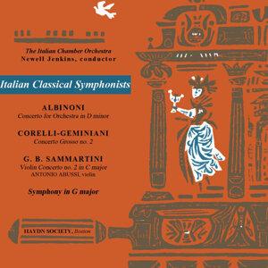 Italian Classical Symphonies