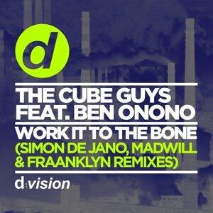 Work it To the Bone (Simon De Jano, Madwill & Fraanklyn Remixes)