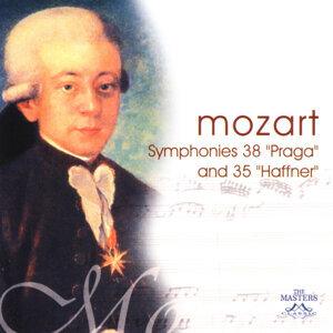 Symphonies 38 - Praga & 35 - Haffner