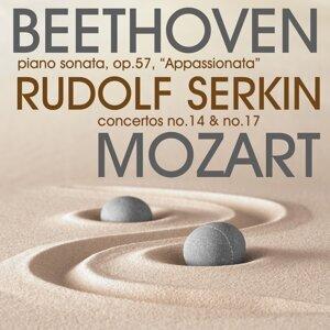 """Beethoven: Piano Sonata, Op.57, """"Appassionata"""" & Mozart Concertos No.14 & No.17"""
