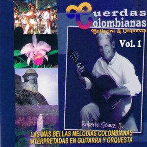 Cuerdas Colombianas: Guitarra Y Orquesta Volume 1
