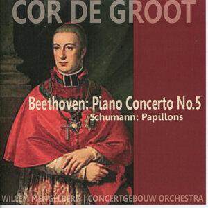 Beethoven: Piano Concerto No. 5 - Schumann: Papillons