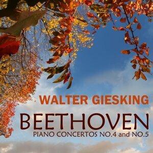 Beethoven Piano Concertos No. 4 & No. 5