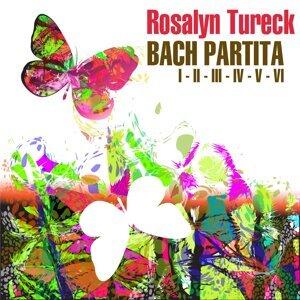 Bach Partita No's. 1, 2, 3, 4, 5 & 6