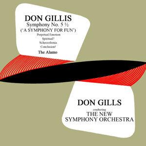 Symphony No. 5 1/2 & The Alamo