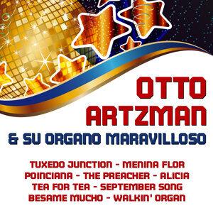 Otto Artzman & Su Organo Hammond