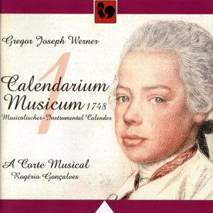 Gregor Joseph Werner: Calendarium Musicum, Vol. 1