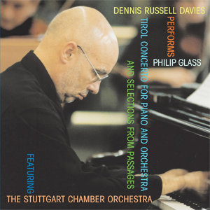 Dennis Russell Davies Performs Philip Glass