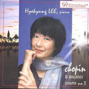 Hyekyung Lee. Chopin. Ballades. Sonata no.3