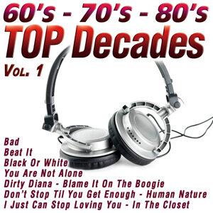 60'S - 70'S - 80'S Top Decades Vol.1