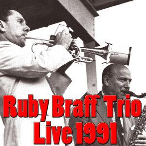 Ruby Braff Trio, Live 1991 - Live