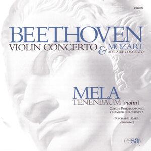 Beethoven Violin Concerto & Mozart Adelaide Concerto