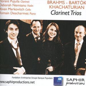 Clarinet Trios