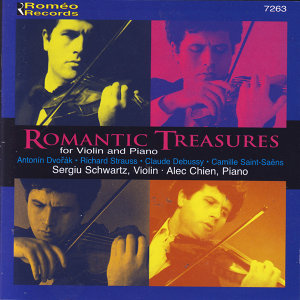 Romantic Treasures For Violin And Piano