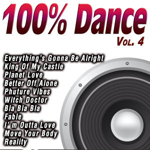 100% Dance Vol.4