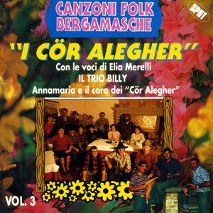 Canzoni folk bergamasche vol. 3