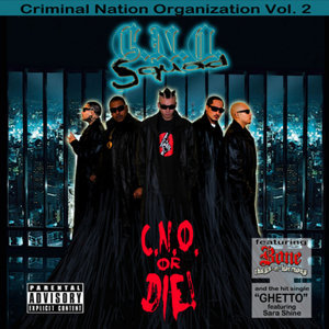 CNO OR DIE: Criminal Nation Organization Vol. 2