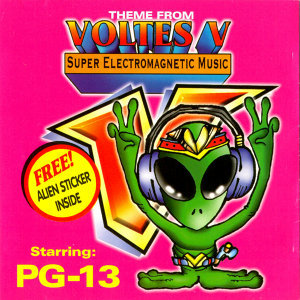 Theme From Voltes V Super Electromagnetic Music