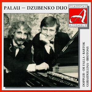 "Classical Assembly. ""Palau-Dzubenko Duo"" - Doppler, Falla, Bartok, Gubaidullina, Brotons"