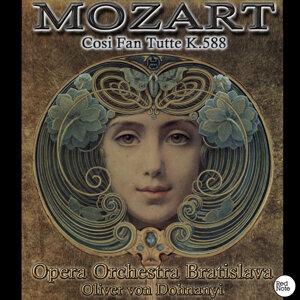 Mozart: Cosi fan tutte K.588