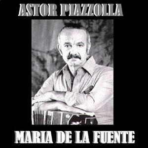 Astor Piazzolla y Maria de La Fuente