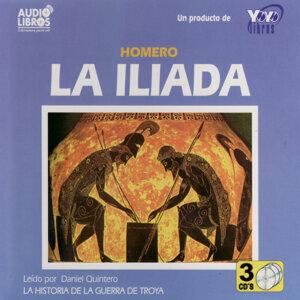 Homer: La Iliada (Abridged)