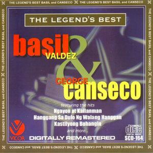 The legend's best: basil valdez & george canseco