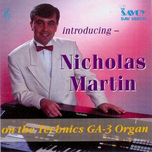 Introducing Nicholas Martin on the Technics GA-3 Organ