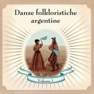 Danze Folkloristiche Argentine Volume 1