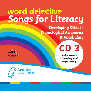 Word Detective - Songs for Literacy 3