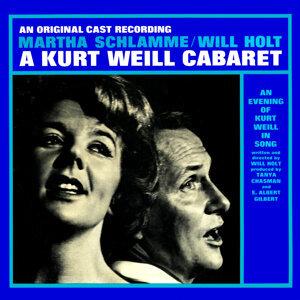 A Kurt Weill Cabaret (Original Cast Recording)