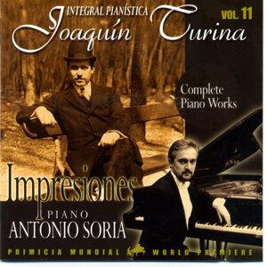 Joaquin Turina Complete Piano Works Vol 11 Impresiones