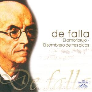 De Falla: El Amor Brujo - El Sombrero De Tres Picos