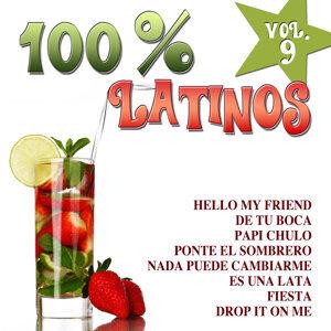 100% Latinos Vol.9