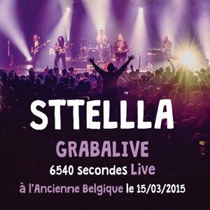 Sttellla Grabalive - Live à l'Ancienne Belgique le 15/03/2015