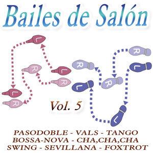 Bailes De Salon Vol.5