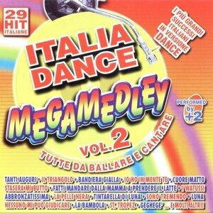 Italia Dance Megamedley Vol. 2 -Tutte Da Ballare E Cantare Cover Version