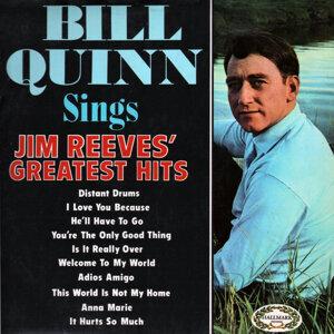 Bill Quinn Sings Jim Reeves' Greatest Hits