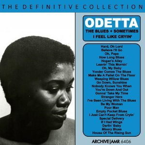 The Definite Collection: The Blues / Sometimes I Feel Like Cryin'