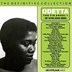 The Definite Collection: The Tin Angel / My Eyes Have Seen